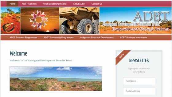Aboriginal Development Benefits Trust
