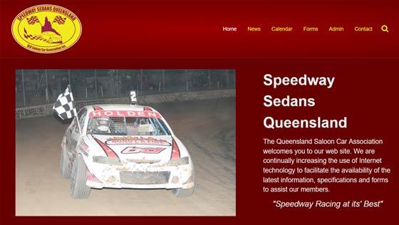 Speedway Sedans Queensland - QSCA