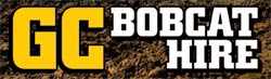 GC Bobcat Hire, Gympie - logo